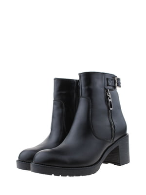 Ботинки черные   5436379