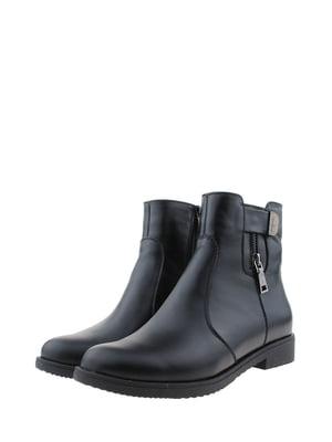 Ботинки черные   5436383