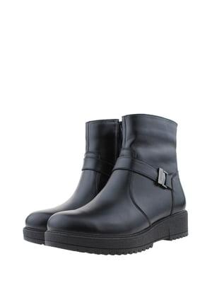 Ботинки черные   5436384