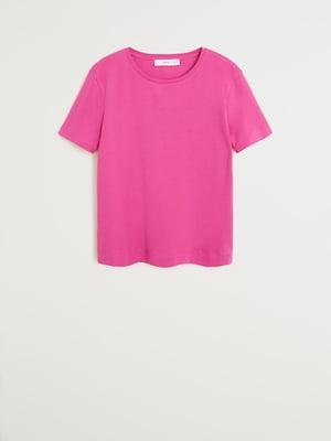 Футболка розовая | 5369930