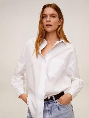 Рубашка белая | 5435366