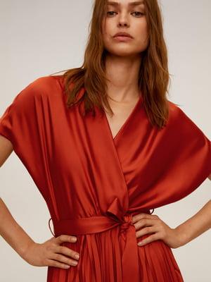 Платье красное | 5435397