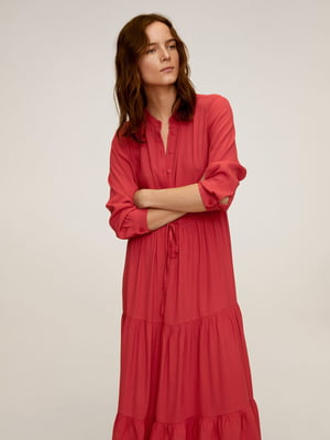 Платье красное | 5435407