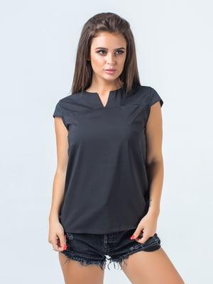Блуза чорна | 5436687