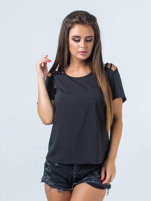 Блуза чорна | 5436691