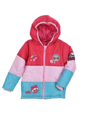 Куртка разноцветная | 5436843