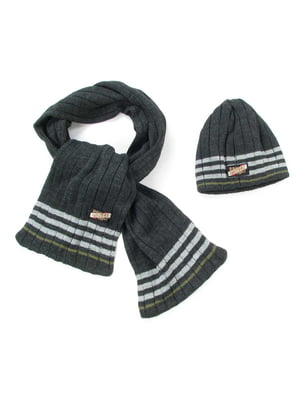Комплект: шапка и шарф   5436959