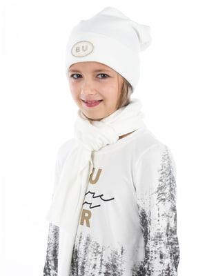 Комплект: шапка и шарф | 5436960