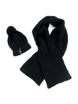 Комплект: шапка и шарф | 5436965