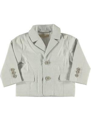 Пиджак серый | 5437121