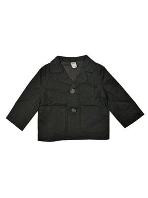 Пиджак черный | 5437122