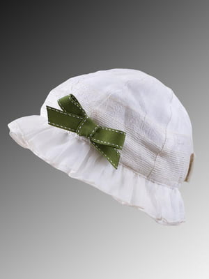 Панамка бело-зеленая | 5437200