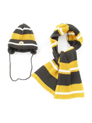 Комплект: шапка и шарф   5437205