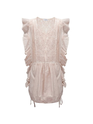 Блуза молочного цвета | 5437467