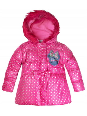 Куртка розовая | 5437576