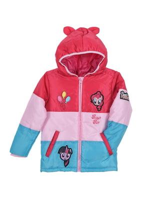 Куртка разноцветная | 5437577