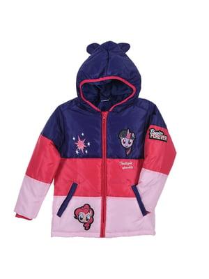 Куртка разноцветная | 5437578
