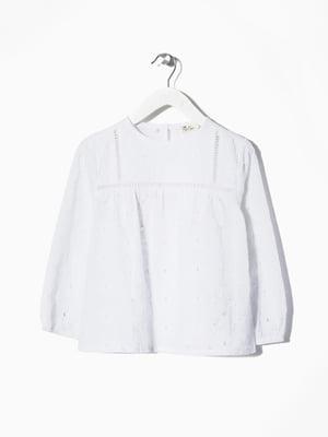 Блуза белая | 5438158