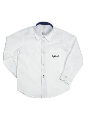 Рубашка белая | 5438170