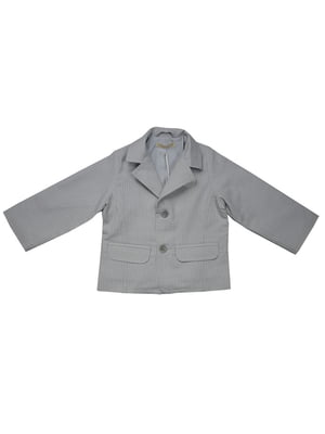 Пиджак серый | 5438611