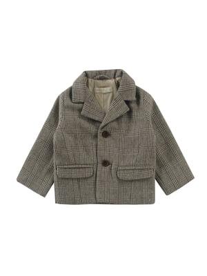 Пиджак коричневый | 5438612