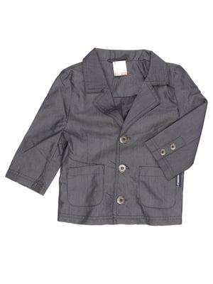 Пиджак серый | 5438613