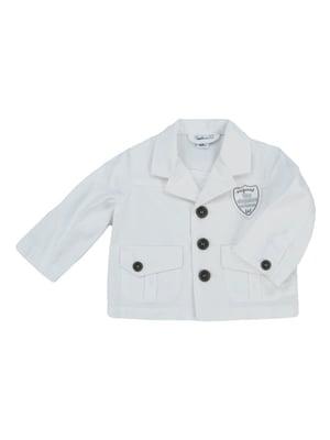 Пиджак белый | 5438614