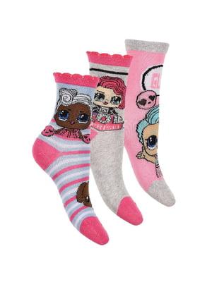 Набор носков (3 пары) | 5439259