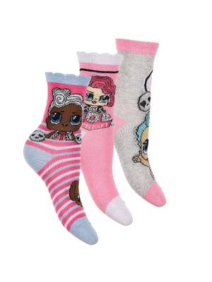 Набор носков (3 пары) | 5439260