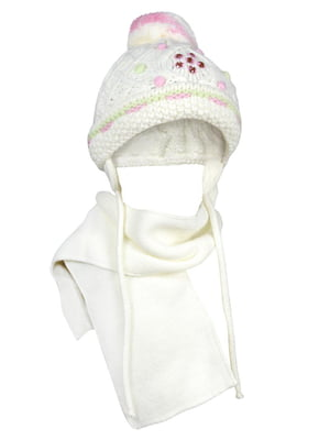 Комплект: шапка и шарф | 5439512