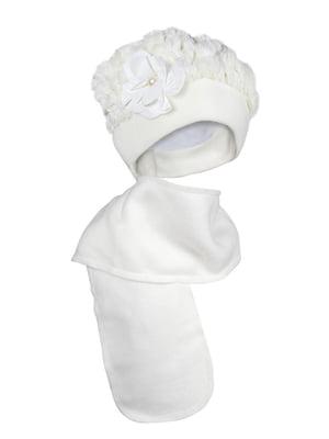 Комплект: шапка и шарф | 5439515