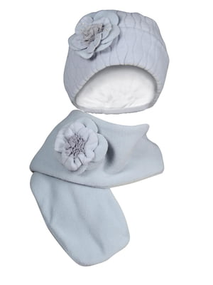 Комплект: шапка и шарф | 5439516