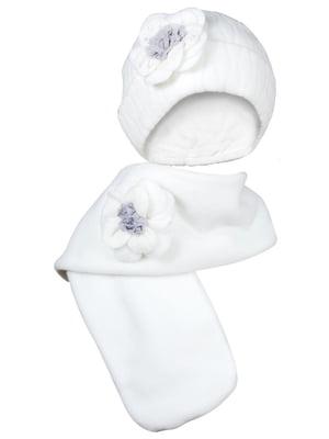 Комплект: шапка и шарф | 5439517