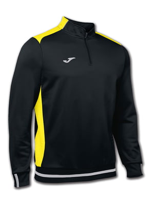 Джемпер черно-желтый | 5440951