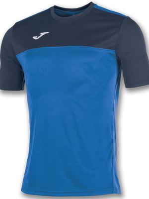 Футболка сине-голубого цвета | 5440955