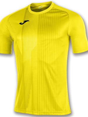 Футболка желтая   5440958