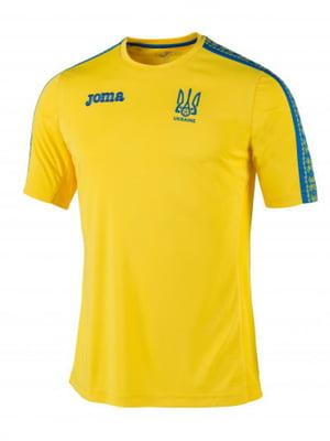 Футболка желтая | 5440998