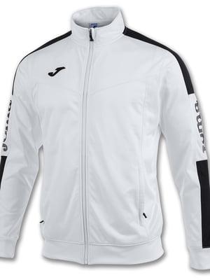 Олимпийка бело-черная | 5441006