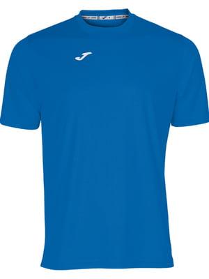 Футболка синяя | 5441031