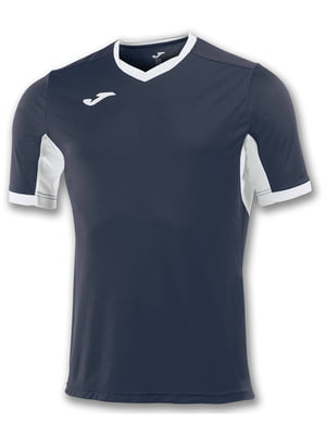 Футболка сине-белая | 5441034