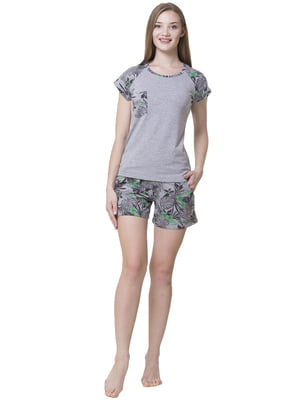 Комплект: футболка и шорты | 5440676