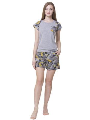 Комплект: футболка и шорты | 5440677
