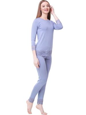 Комплект: блуза и брюки | 5440680