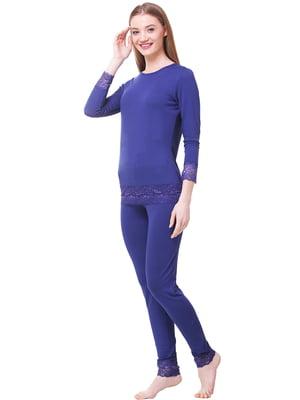 Комплект: блуза і штани | 5440681