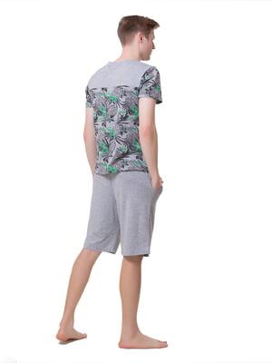 Комплект: футболка и шорты | 5441195
