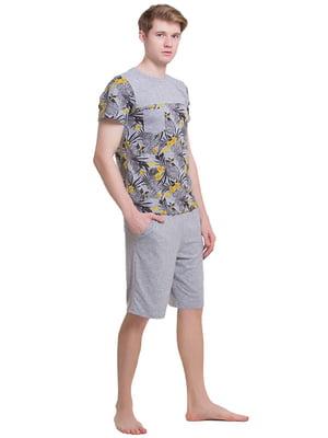 Комплект: футболка и шорты | 5441196