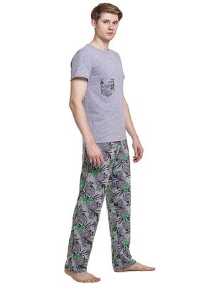 Комплект: футболка и брюки | 5441197