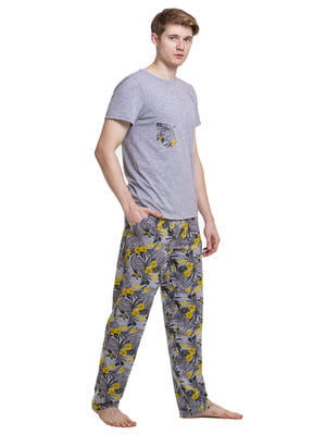 Комплект: футболка и брюки | 5441198