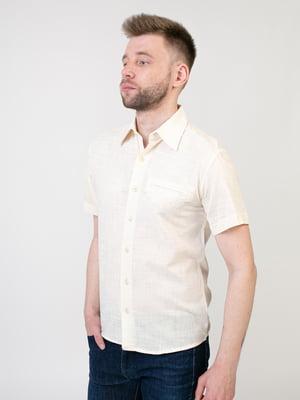 Сорочка молочного кольору | 5438721