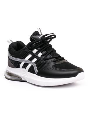 Кроссовки черные | 5435002